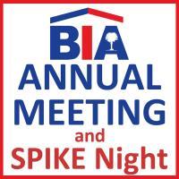 BIA Annual Membership Meeting & Spike Night