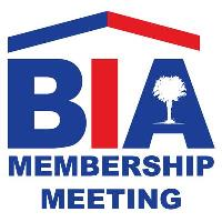 BIA General Membership Meeting