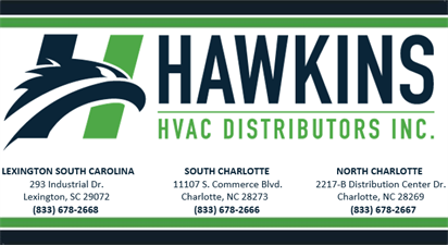 Hawkins HVAC Distributors, Inc.