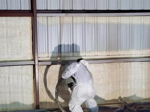 Application of Closed Cell Foam