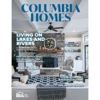 Columbia Homes magazine - Fall 2019 issue