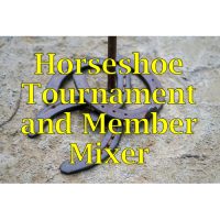 2020 Horseshoe Tournament & Mixer