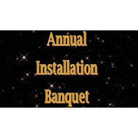 65th Annual Installation Banquet