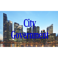 City Government April 2020 - Cancelled