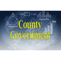 County Government March 2020 - Cancelled