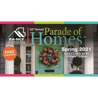 2021 Spring Parade of Homes™