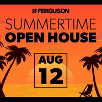 Summertime Open House