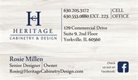 Heritage Cabinetry & Design