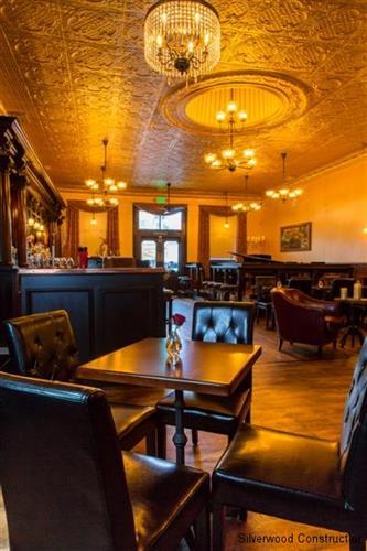 Golden Era Lounge Renovation