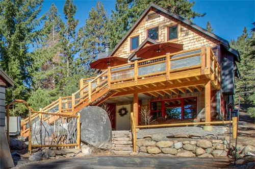 Tahoe Home Deck & Exterior Renovation