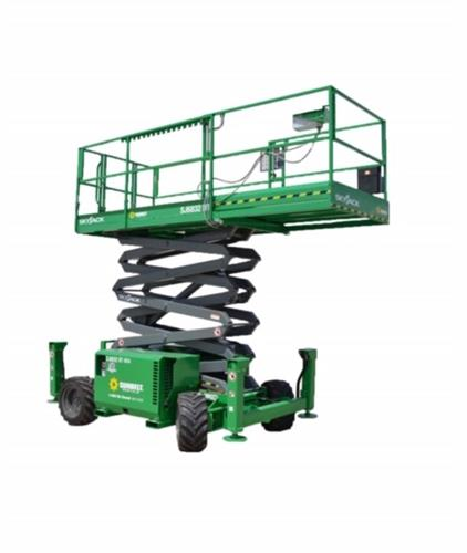 All Terrain Scissor Lifts