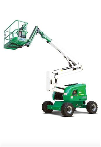 Articulating Manlifts
