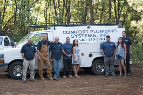 Comfort Plumbing Systems Team