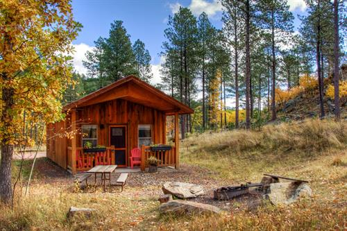 Your Black Hills adevnture awaits - reserve your cabin today. We look forward to having you at Yak Ridge!