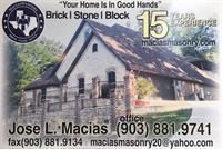 Macias Masonry
