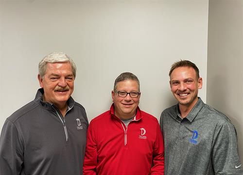 The Dana Company has been in the insurance industry for over 30 years and has three generations of owners; Dana Ramundt, Cory Holland, and Geoff Matlock.