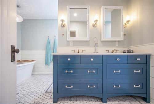Waterbury Master Bathroom Remodel
