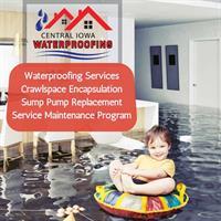 Central Iowa Waterproofing