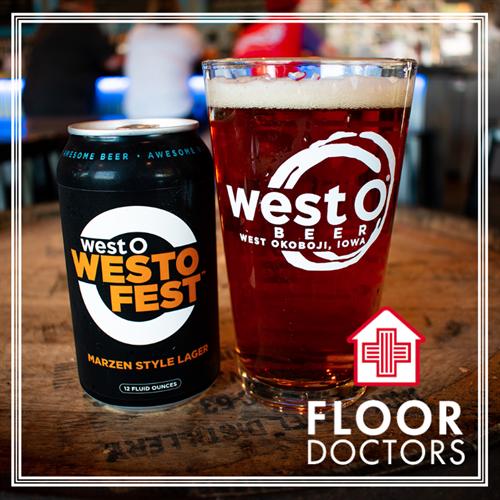 Beer On Tap at The Floor Doctors