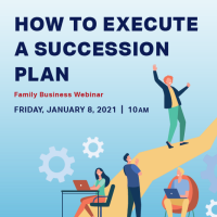 How to Execute a Succession Plan