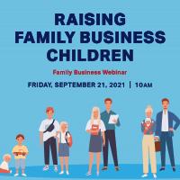 Raising Family Business Children