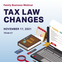 Tax Law Changes