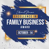 2021 Edward Shorma Excellence in Family Business Award Social