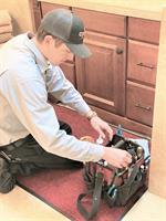Plumbing & HVAC Technician