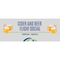 Cider & Beer Flight Social