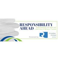 Workshop: Responsibility Ahead - Understanding the Role and Liabilities of Being a Trustee