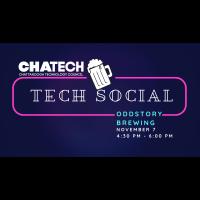 Tech Social: Pint Night at OddStory