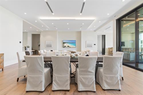 Ocean Reef Home ~ Dining Room