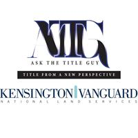 The Title Guy/Kensington Vanguard