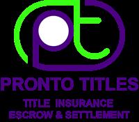 Pronto Titles, LLC