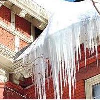 Ice Damming