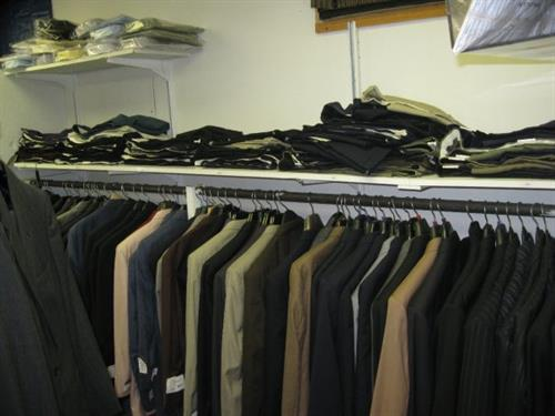 Suit Coats & Tuxedos In Stock