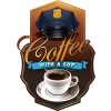 Coffee with a Cop - at Starbucks