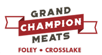 Grand Champion Meats - Crosslake