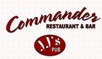 Commander Restaurant & Bar and JJ's Pub
