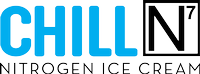 Chill N7 Nitrogen Ice Cream