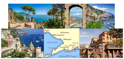 Pompeii and the Amalfi Coast Information Meeting