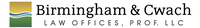 Birmingham & Cwach Law Office, Prof.LLC