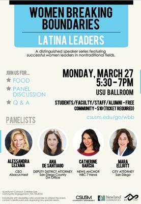women breaking boundaries latina leaders state marcos tickets