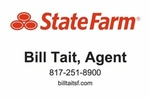 State Farm Insurance, Bill Tait