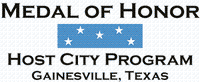 Medal Of Honor Host City