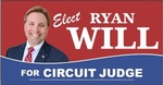 Elect Ryan Will for Circuit Judge