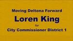 Deltona City Commissioner District 1