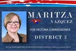 Maritza Vazquez for Deltona Commissioner District 3