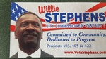 Willie Stephens Campaign for Deltona Commission #1