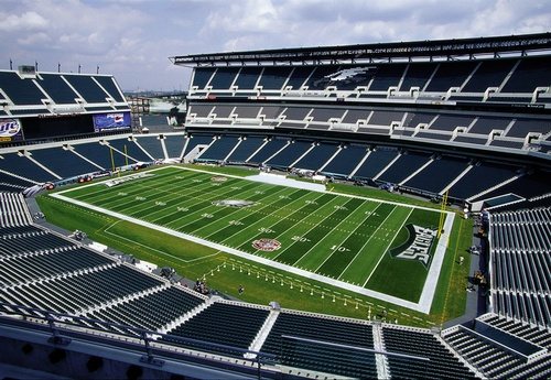 Lincoln Financial Field Tour &...
